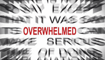 Weekly Reflection – Overwhelmed!