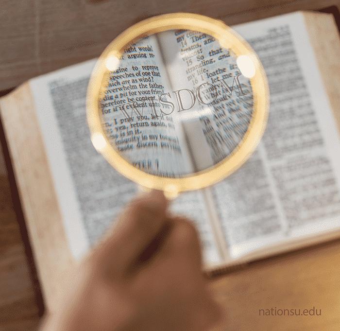 Weekly Reflection – Wisdom