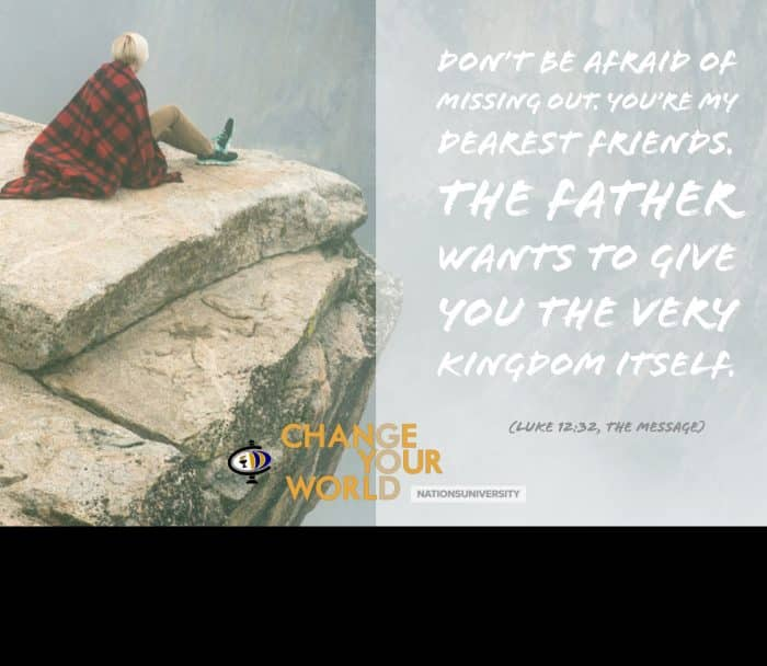 Weekly Reflection – Fearful Courage