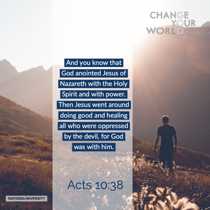 Weekly Reflection – Be the Conduit