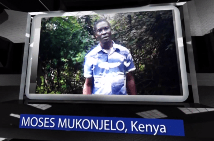 Message from Mombasa
