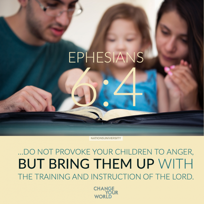 Weekly Reflections – Intentional Families IV