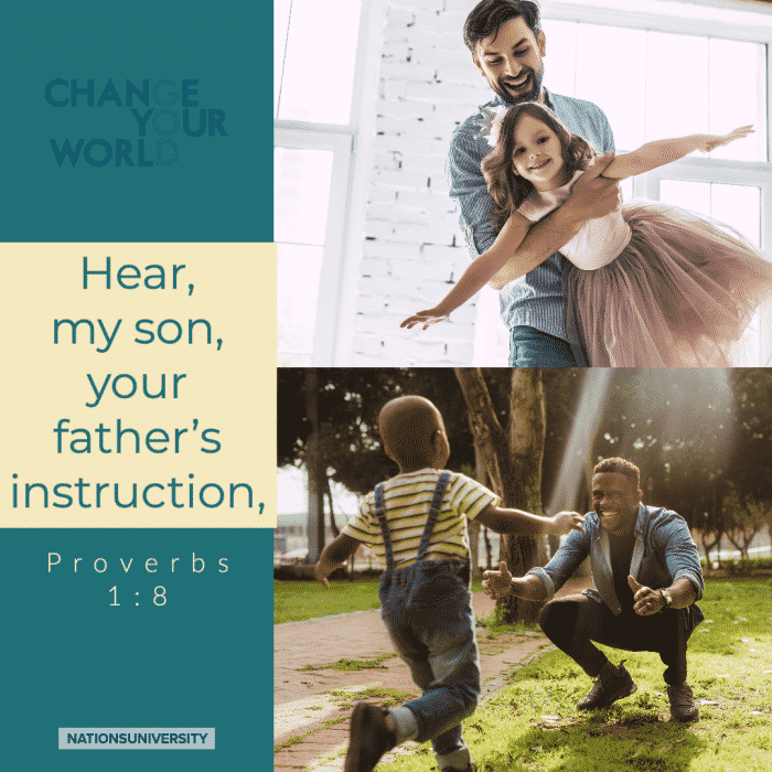 Weekly Reflection – Intentional Father's Day