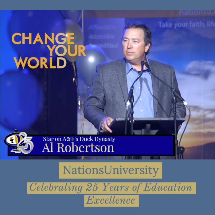 NU Celebrating 25 Years of Education Excellence