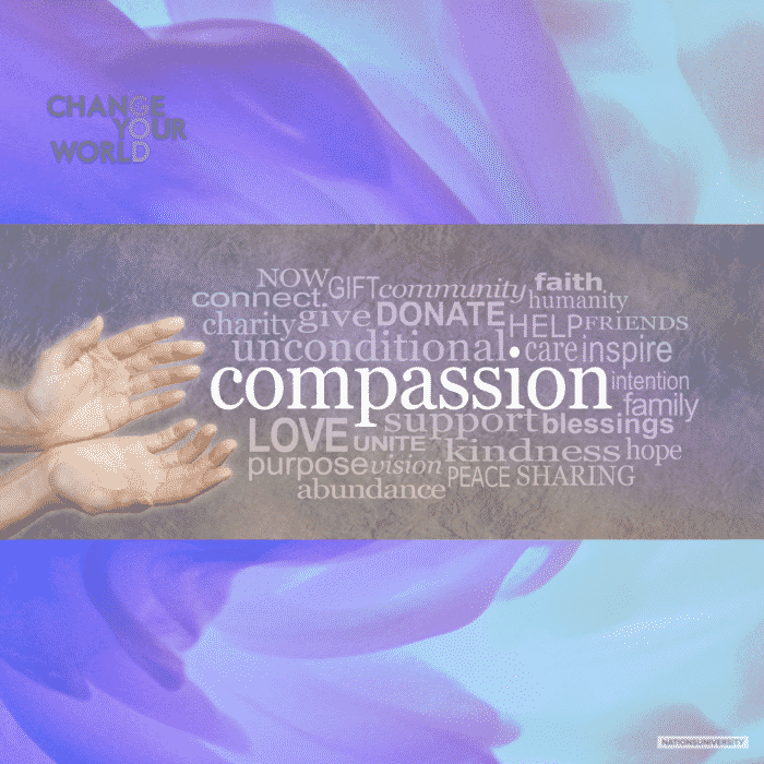 Weekly Reflection – Christian Compassion