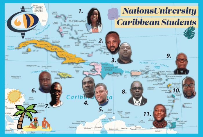 NationsUniversity Caribbean Students